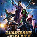 Guardians of the galaxy de james gunn