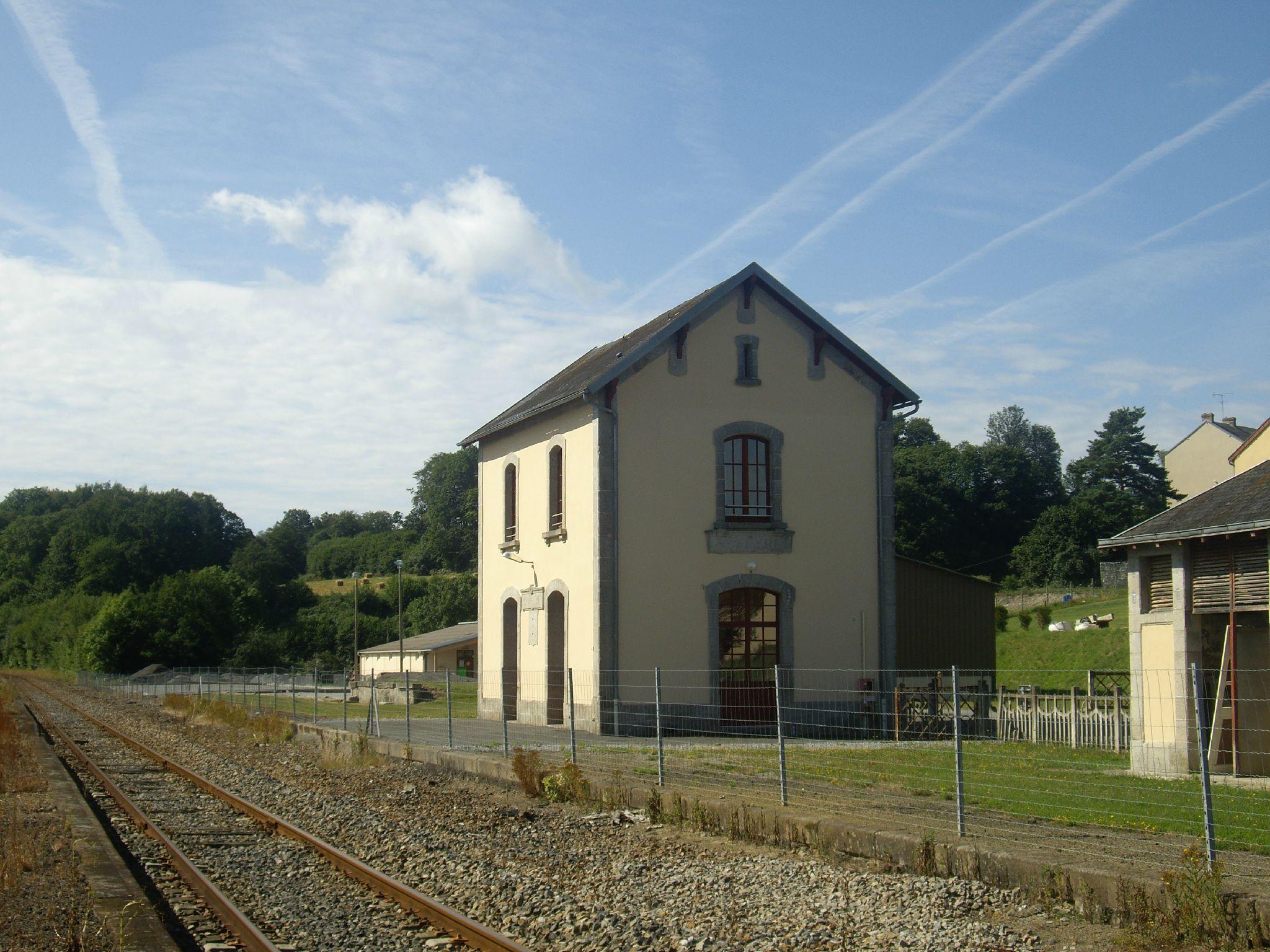 Sainte-Feyre (Creuse - 23)