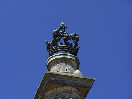 Colonne de Saint Florent le Vieil