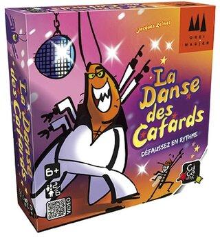Boutique jeux de société - Pontivy - morbihan - ludis factory - Danse des cafards