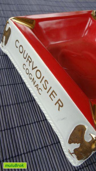 CENDRIER Courvoisier Cognac (110)