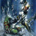 Nova annihilation cover