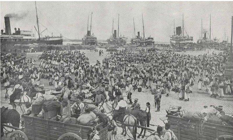 Tirailleurs-Alger-Aout 1914