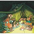 Petit lapin rêve de gloire - alexandre chardin et mylène rigaudie