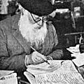 Francis jammes (1868 – 1938) : prière pour avoir la foi dans la forêt
