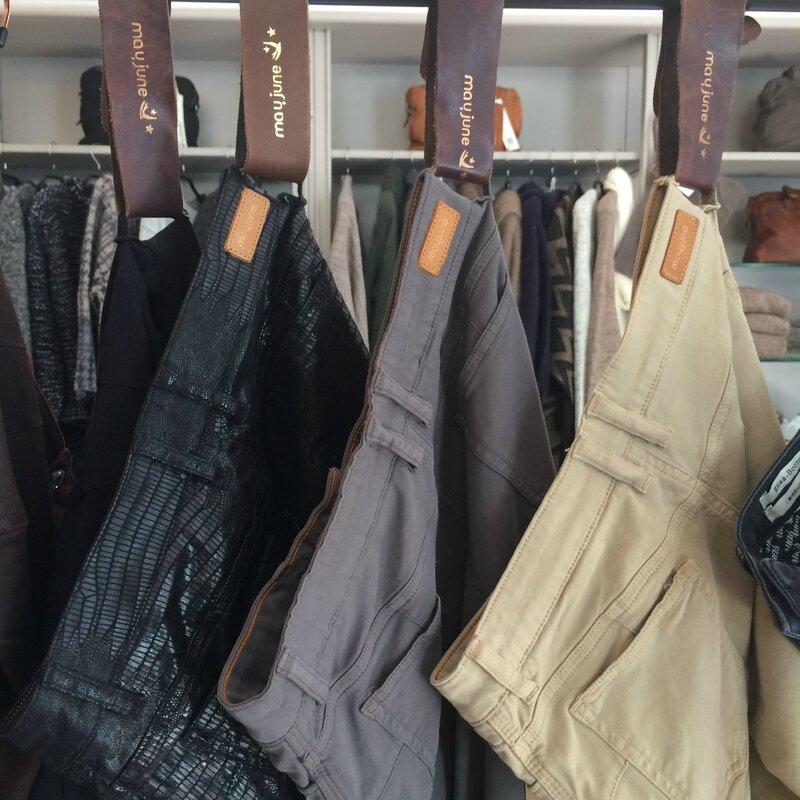Jeans corner MAY JUNE, WAS, Boutique Avant Après 29 rue Foch 34000 Montpellier automne hiver 2016