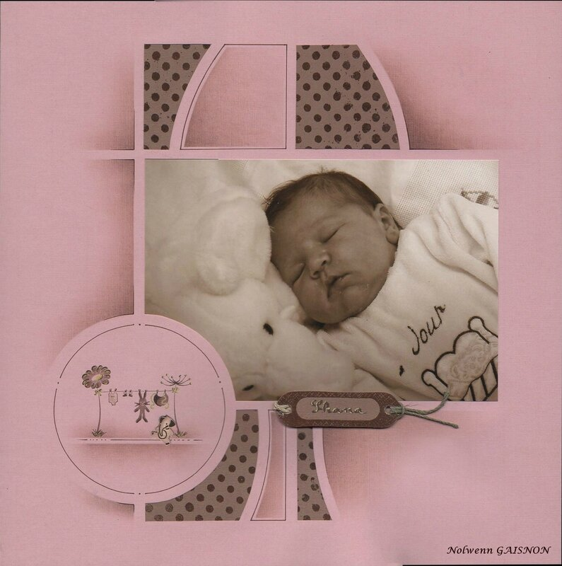 GAISNON Nolwenn F1006 -Shana bébé