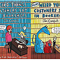 Weird things & more weird things customers say in bookshops, de jen campbell