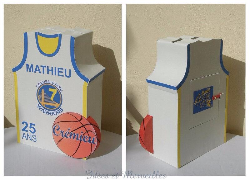 urne maillot de basket - idees et merveilles (2)