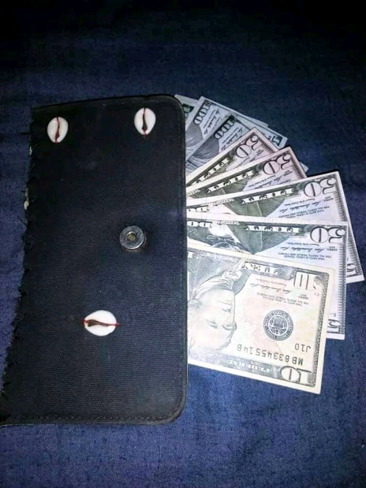 comment devenir riche grâce au portefeuille magique, comment trouver un vrai portefeuille magique, portefeuille magique d'argent