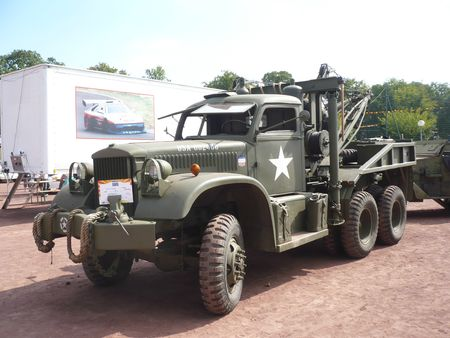 DIAMOND T 969 Wrecker Créhange (2)
