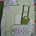 Journal de l'année 2016