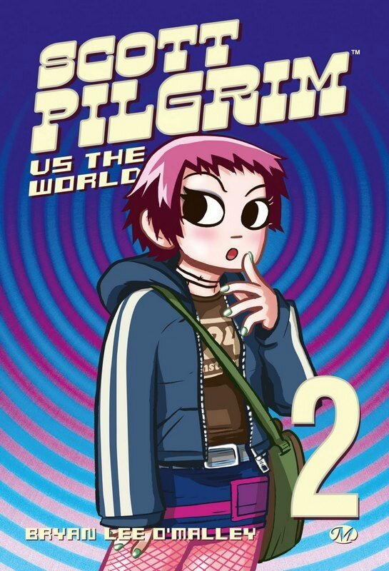 milady scott pilgrim 02 vs the world