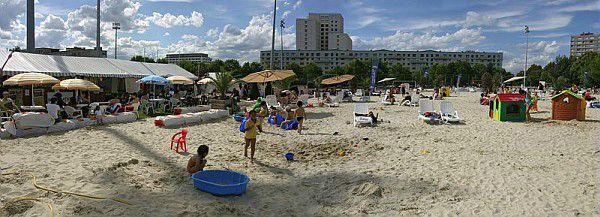 Nanterre plage id vacances - Piscine palais des sports nanterre ...