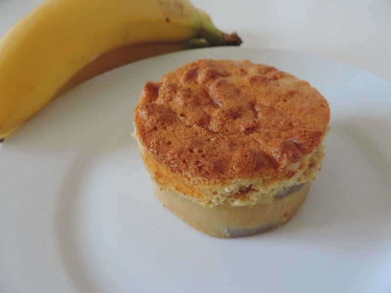 gateau magique marron bananes (12)