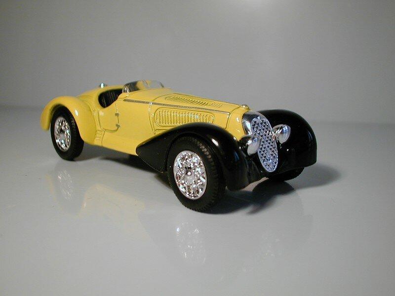 Alfa Romeo 8C 1938