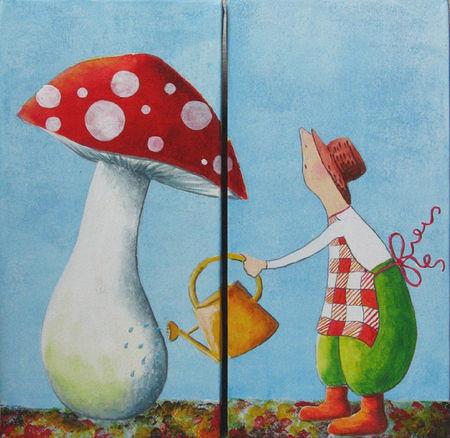 la_petit_jardinier_au_champignon
