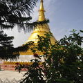 Lumbini, temple birman