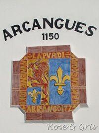 blason d'Arcangues