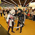 Cosplay assassin's creed