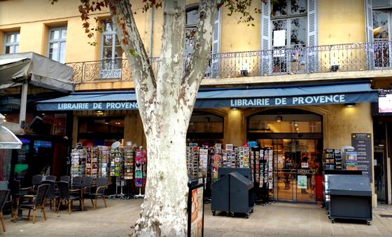 librairie de provence bis