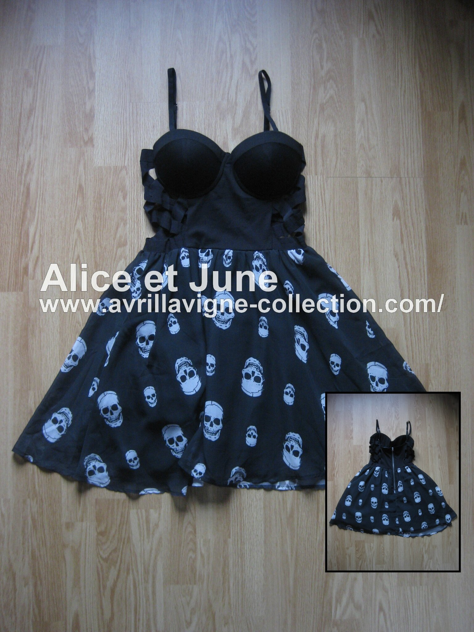 Abbey Dawn Ghoul School Ballerina Dress