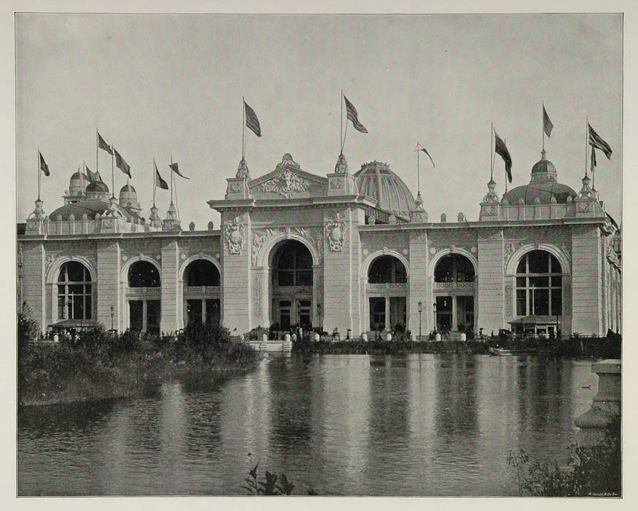 Expo universelle Chicago 1893