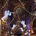 Mon top 10 lumières: n°6: les illuminations du marché de noël de strasbourg