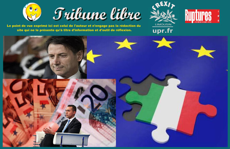 TL ITALIE RUPTURES EURO