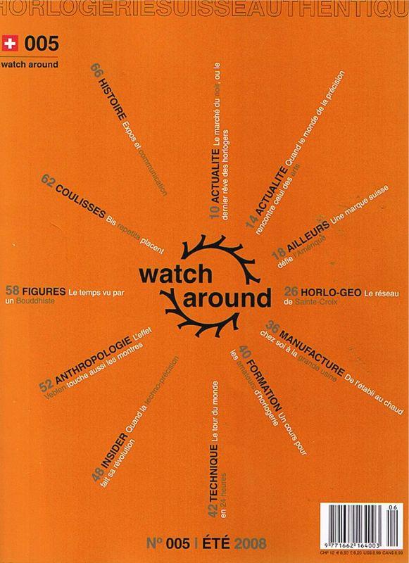 Horlogerie - Watch Around (F-D-E)