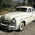 Ford vedette, 1954