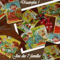 ancien jeu de cartes 7 familles