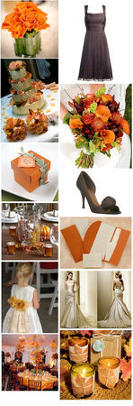 autumn_orange_gold_and_brown_wedding_theme