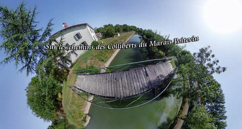 Sur les chemins des Colliberts du Marais Poitevin
