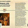 Djf008 famille parenté, maison, sexualité dans l'ancienne société