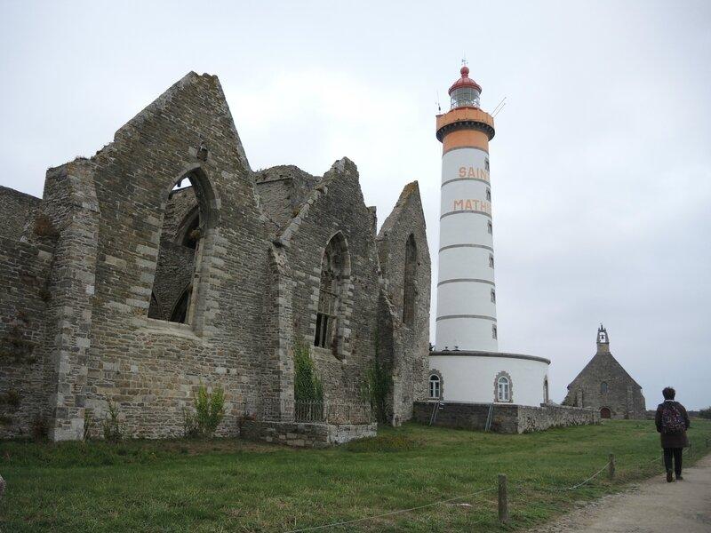 Pointe Saint-Mathieu, phare