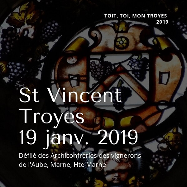 St Vincent Troyes 2019