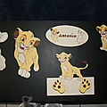 décoration chambre et puzzles thème