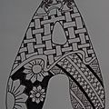 Dessins, doodles, zentangles
