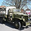 Gmc cckw 353 transport de troupes