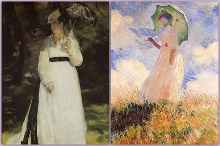 Renoir-Monet