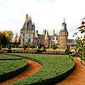 Замок ментенон, франция / château de maintenon, france