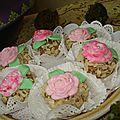Mchawek el warda ( مشوك الوردة حلويات جزائرية )