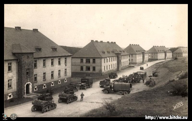 - 0 BITCHE 0112 Baumholder-im-Kreis-Birkenfeld-Camp-militaire-Franzoesisc