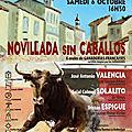 Bouillargues -novillada sin caballos