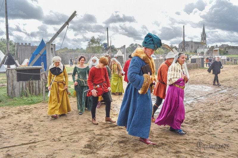 Péronnelle de Thouars, Vicomtesse de Thouars, comtesse de Benon, dame de Tiffauges, de Talmont