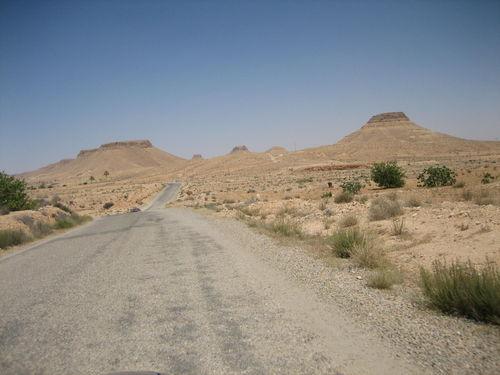 pyramides tunisiennes