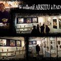La balade d'arkitu à l'atelier du nord, montpellier