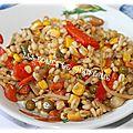 Poêlée de légumes façon asiatique