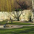 Russel page : un jardin à chenonceaux